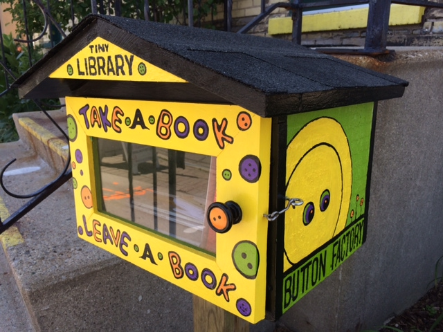 little library done