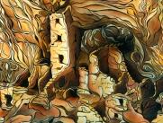 Pueblo Ruins