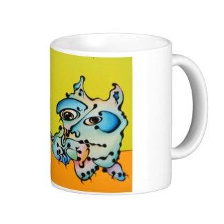 Joe Cat Mug - Zazzle