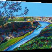Pecos Paradisio Printed Cavas - ImageKind