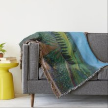 Throw Blanket from Zazzle