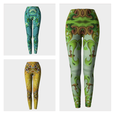 Legging from Art of Where