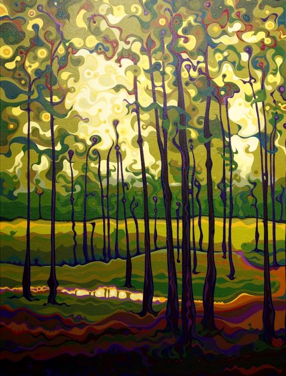 TreeCentric Summer Glow