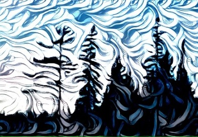 Joyful Pines, Whispering Lines Reference Filter